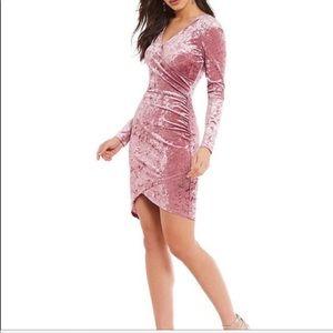 Gianni Bini Dresses - Gianni Bini Crushed velvet Dress